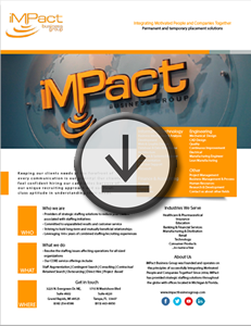 iMPact Business Group Fact Sheet