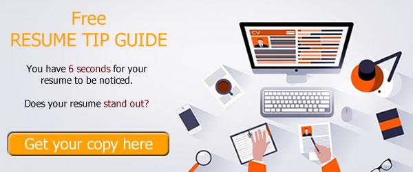 Resume Tip Download