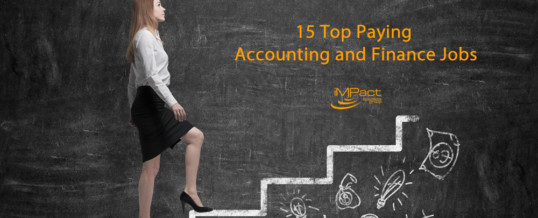 15 Top Paying Accounting and Finance Jobs