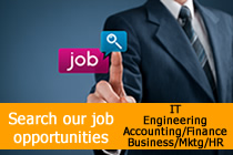 Search our job opportunities