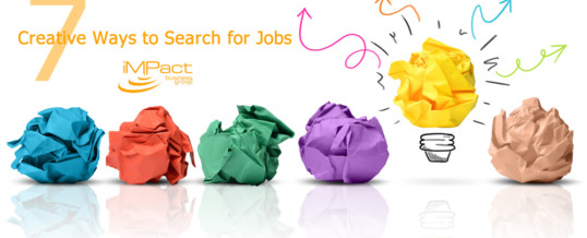 7 Creative Ways to Search for Jobs