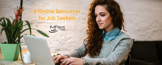 8 Online Resources for Job Seekers